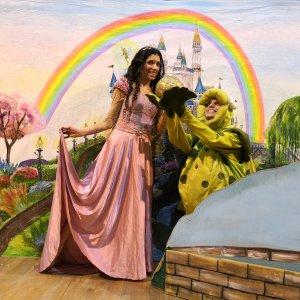 הצגת הילדים נסיך צפרדע